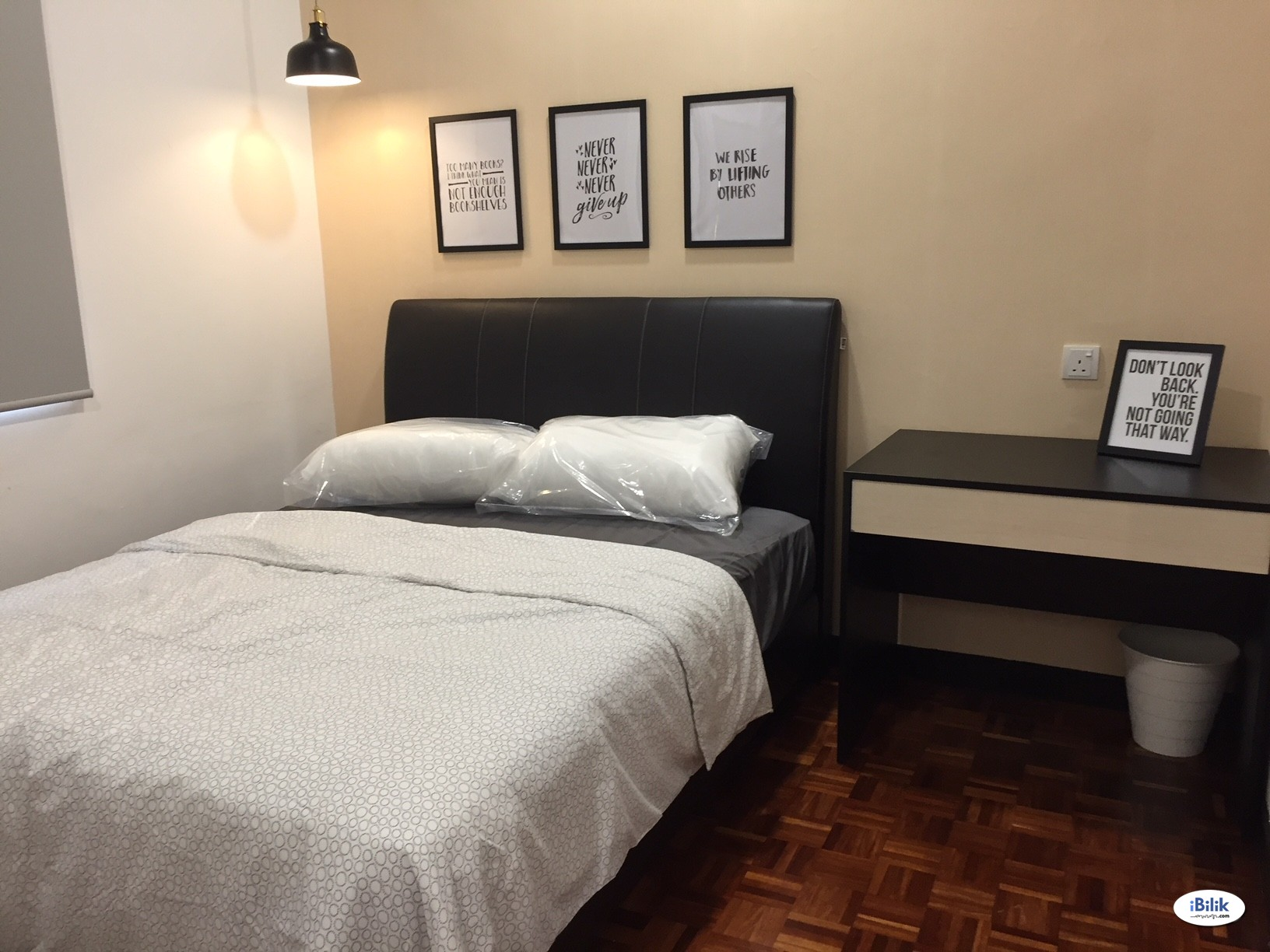 SS4B (PJ), Nice (Interior Designed) & New Fully Furnished Master Room + Private Attached Bathroom (Free Utilities, WiFi & Cleaning)