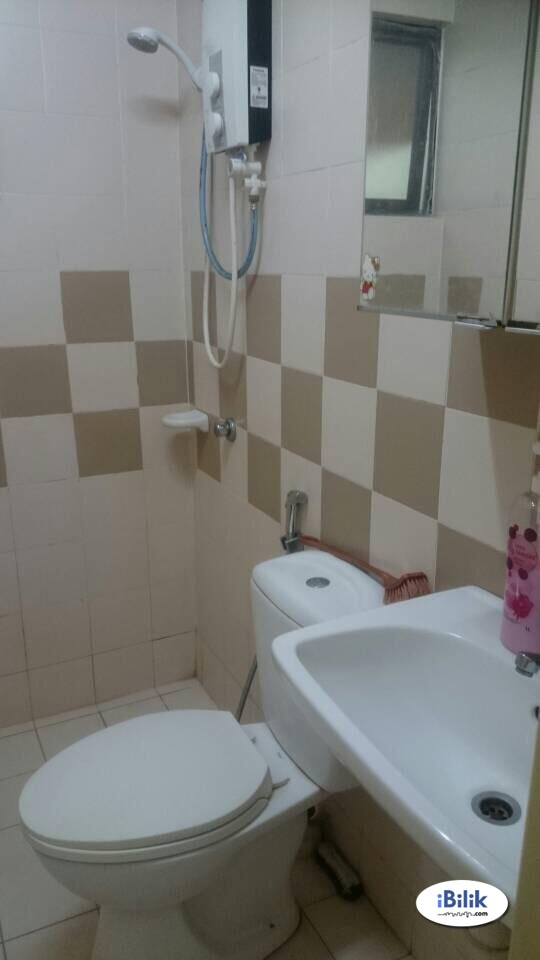 🔥Everything included Full Furnished Room at Jalan Kuching, Kuala Lumpur🔥