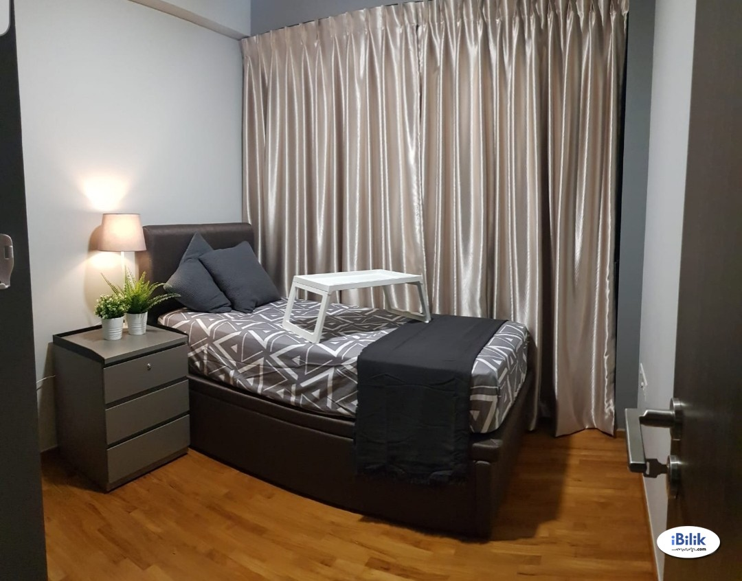 Single Room at Woodlands, Singapore