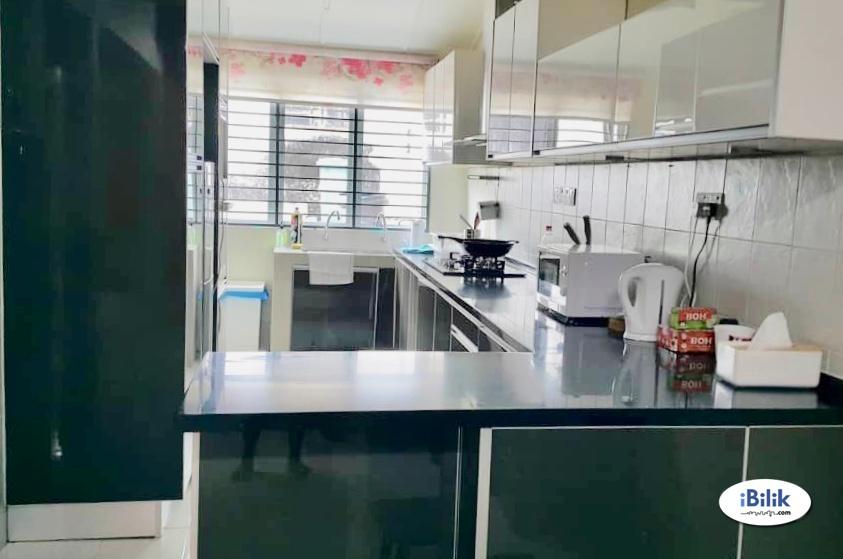 Fully Furnished, Serviced Room, Bangsar, LRT, Bangsar Village, BSC  KL Sentral, Mid Valley