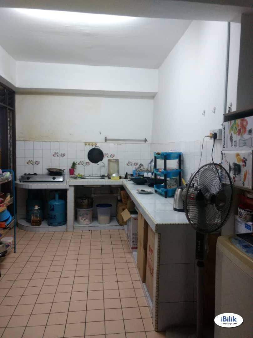 Middle Room at Pandan Indah, Pandan