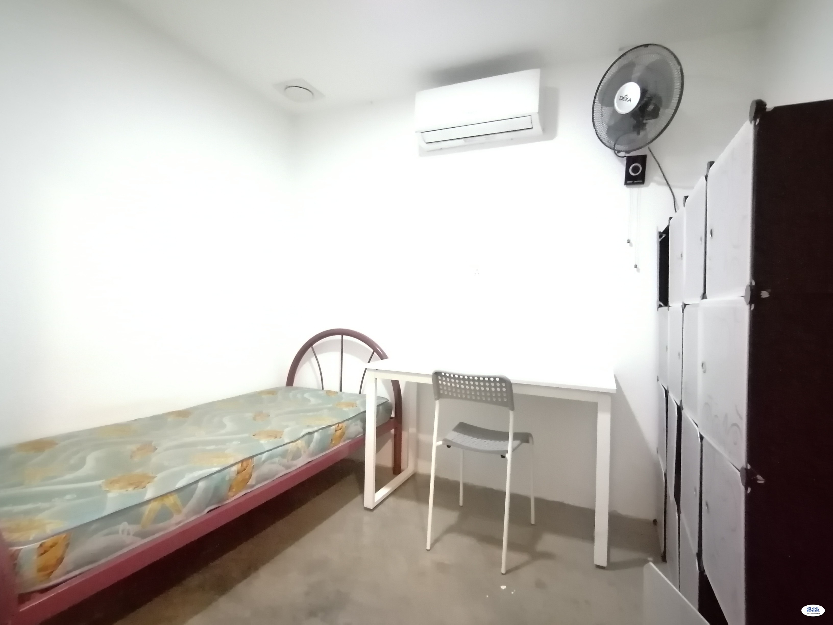 Single Room at Pandan Indah, Pandan