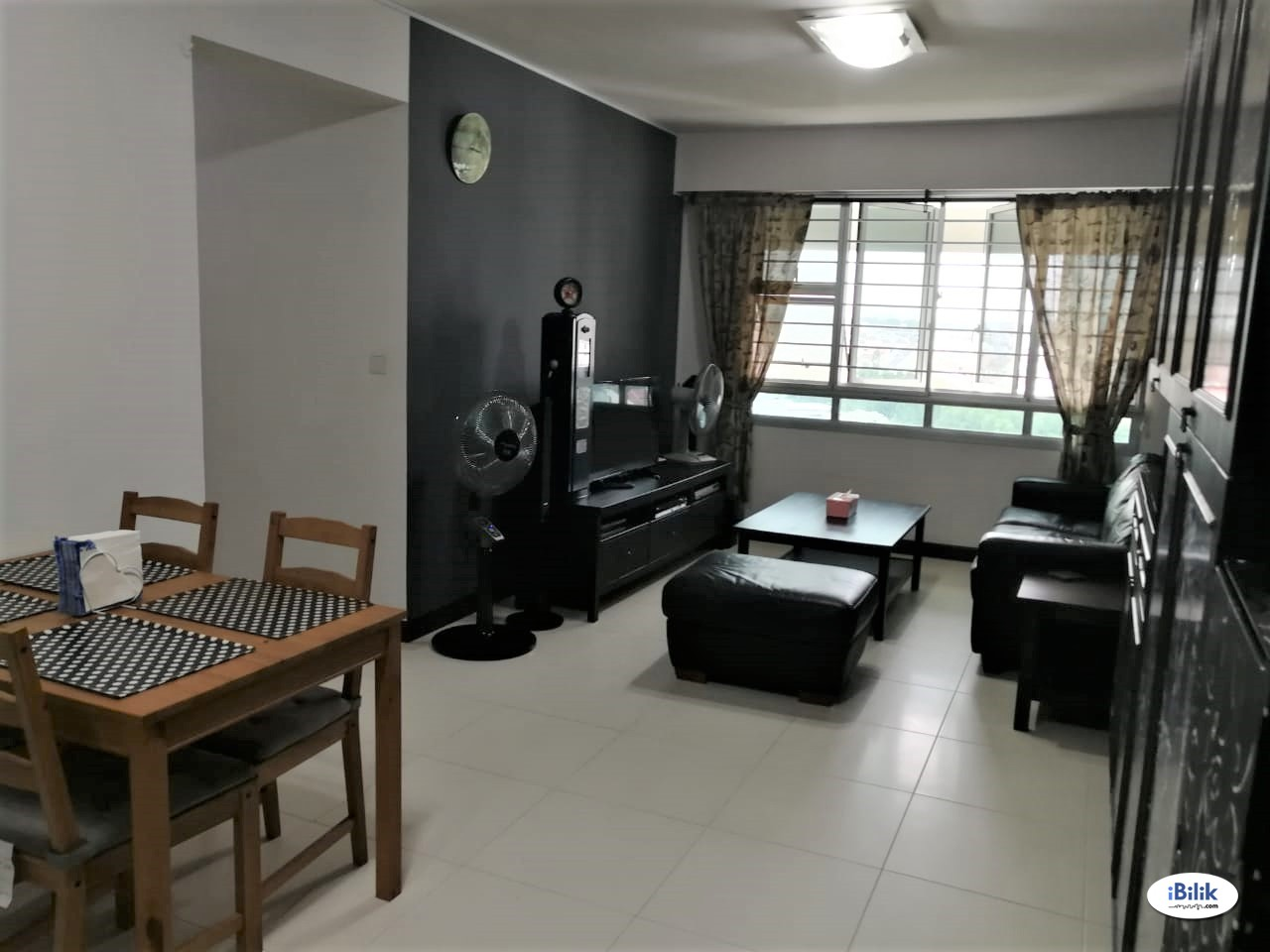 Fully Furnished Single Room in HDB