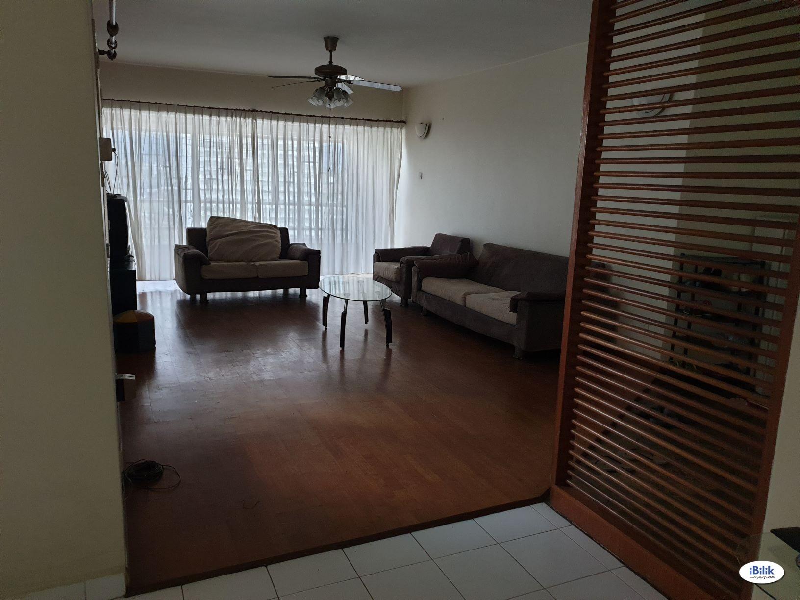 Master Bedroom at Menara Bangsar condo, Jln Maarof ,  Bangsar, Kuala Lumpur