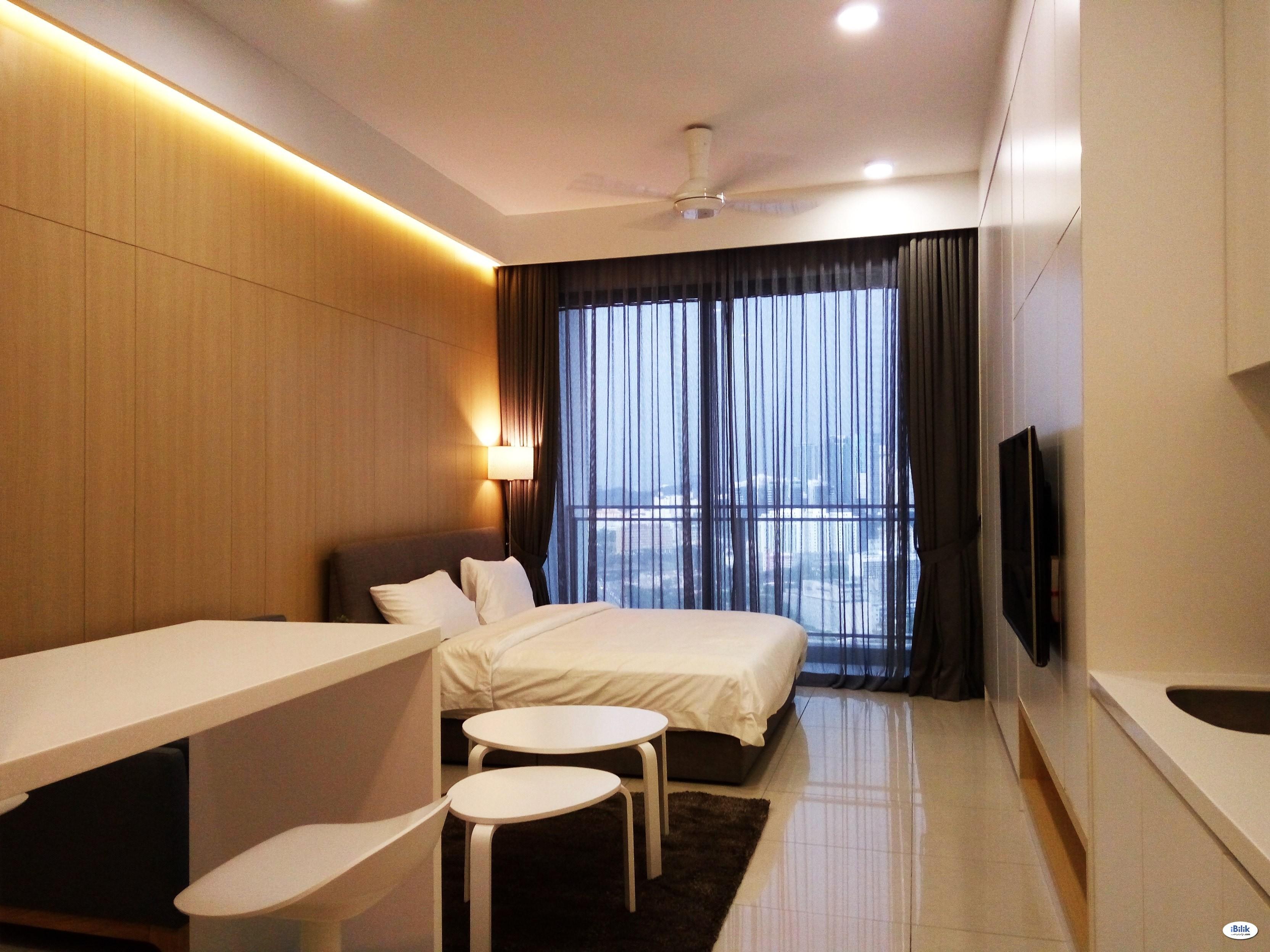 Cozy Studio For RENT at Nadi Bangsar, Bangsar (AVAILABLE NOW!)