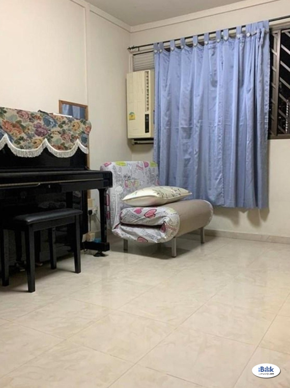 Single Room at Balestier, Singapore