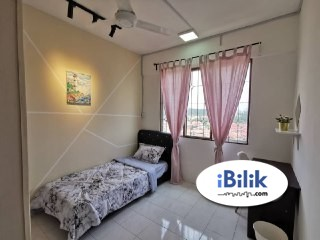 [CLEAN] Fully Furnished Single Room with FREE housekeeping
