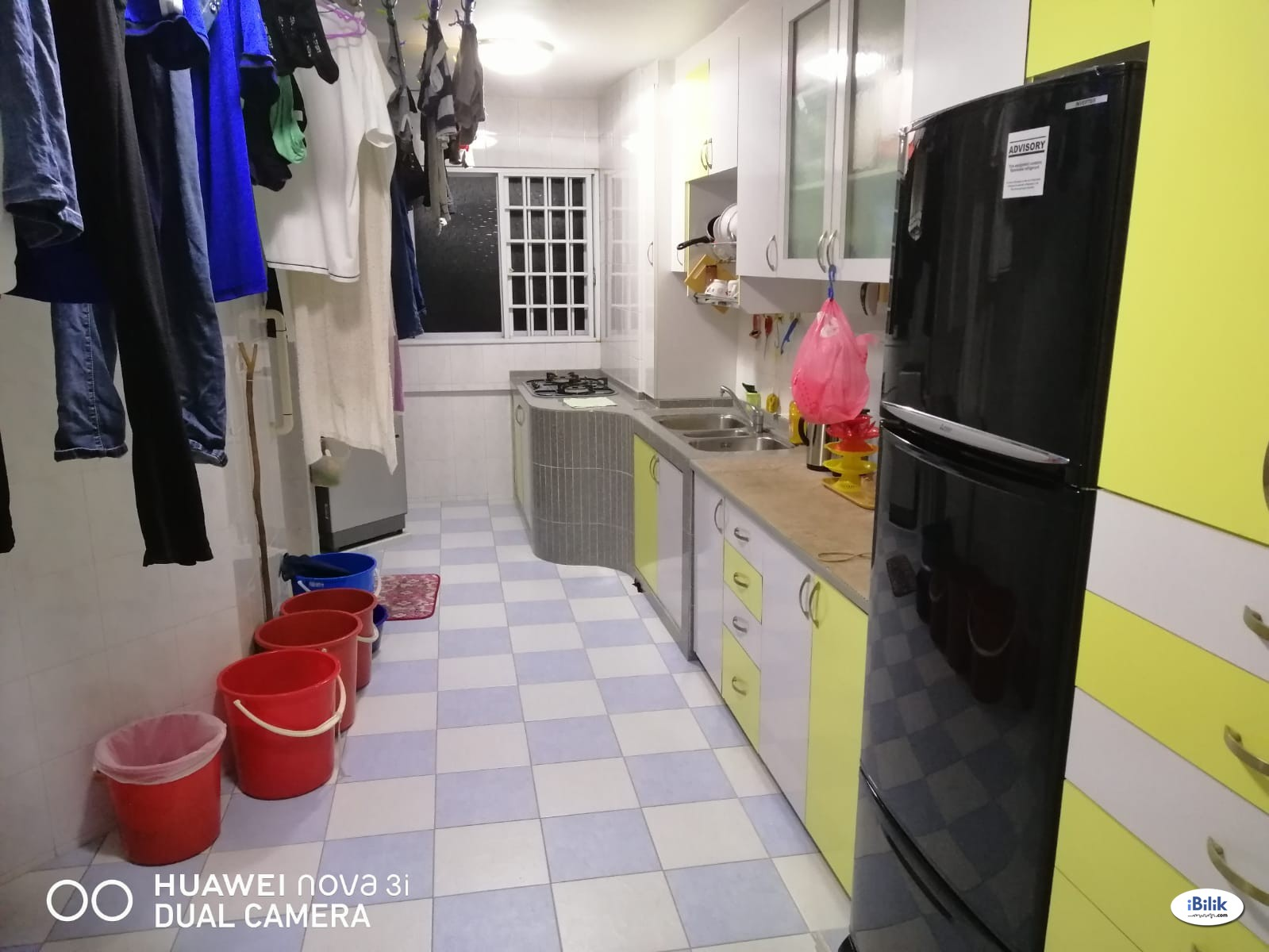 blk 141 bedok reservoir share room bedspaces for 4