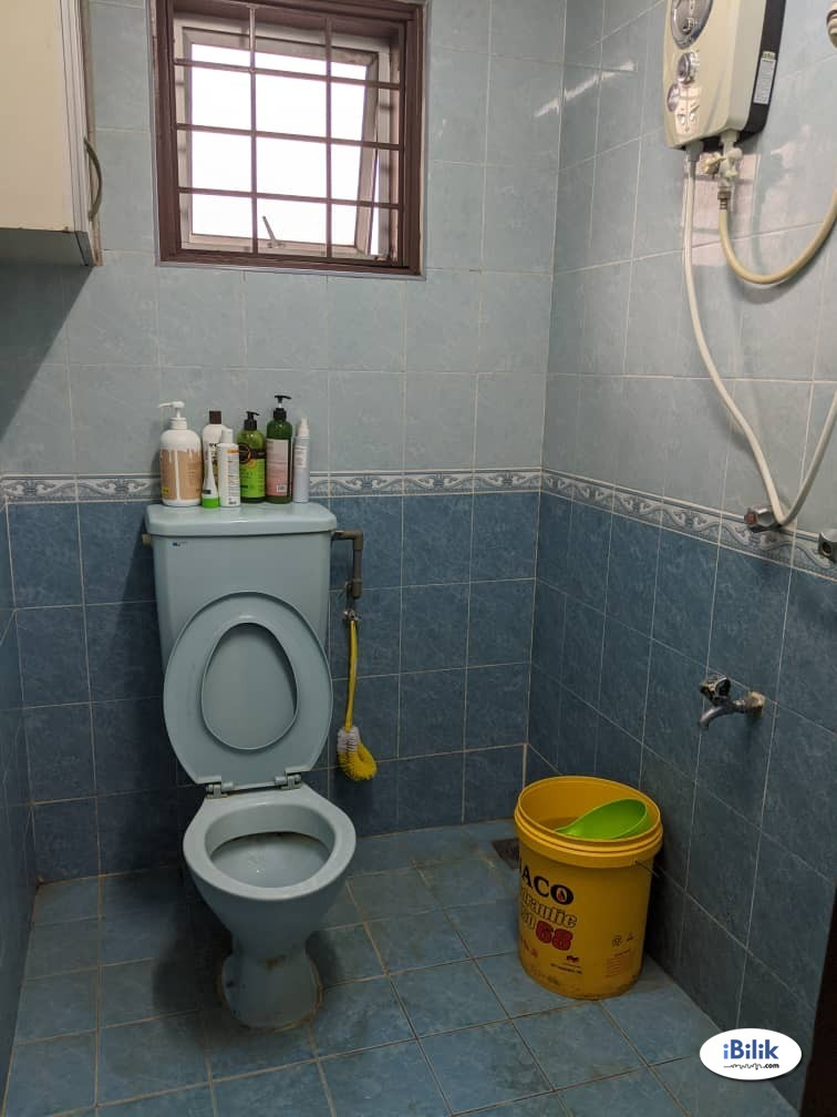 Single Room at USJ 2, UEP Subang Jaya