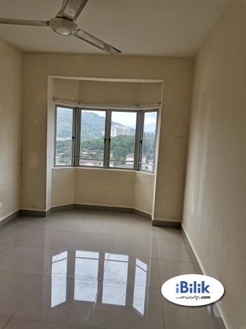Middle Room at Menara Alpha, Wangsa Maju