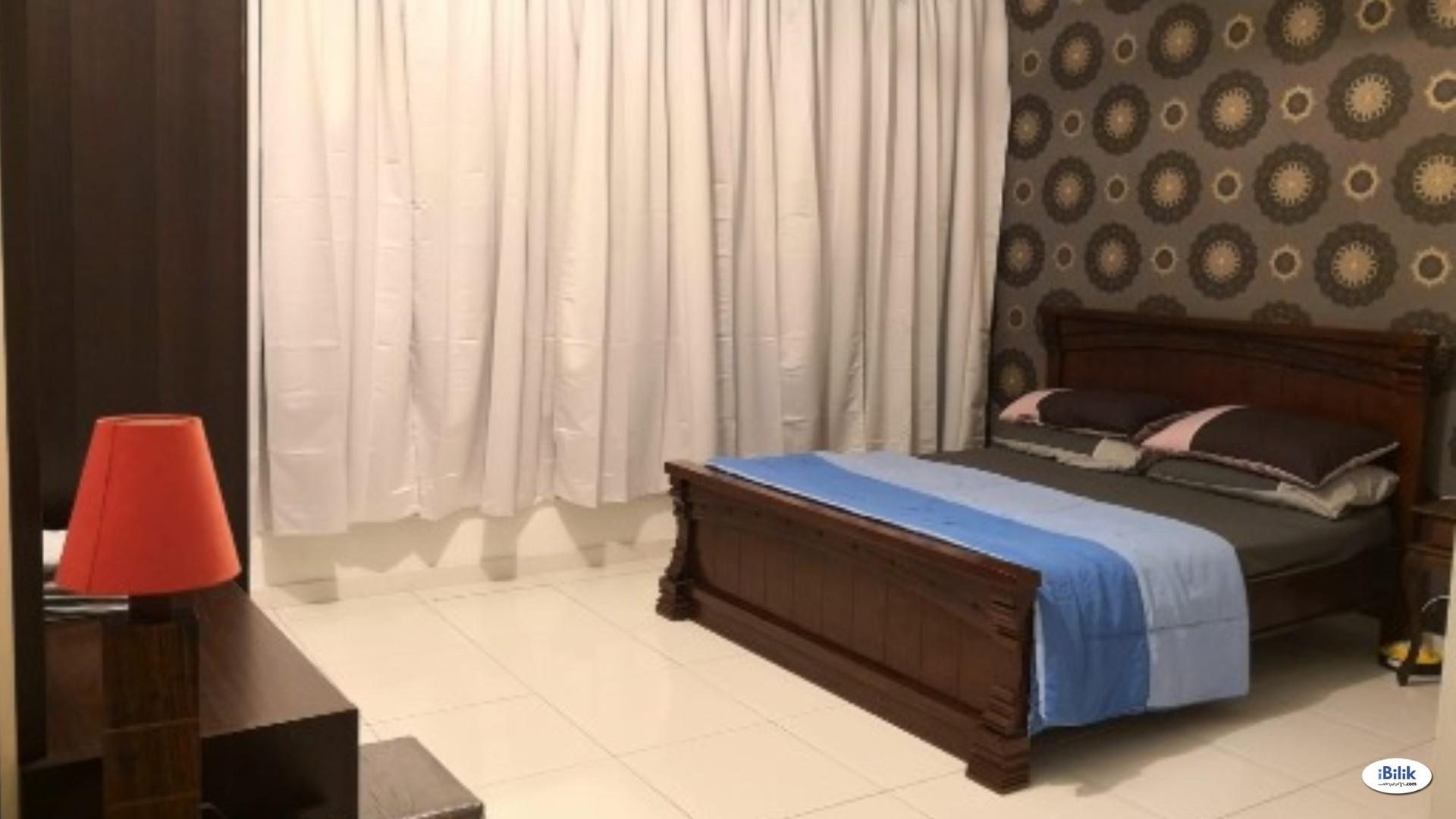 Master Room at Bukit Indah, Johor Bahru