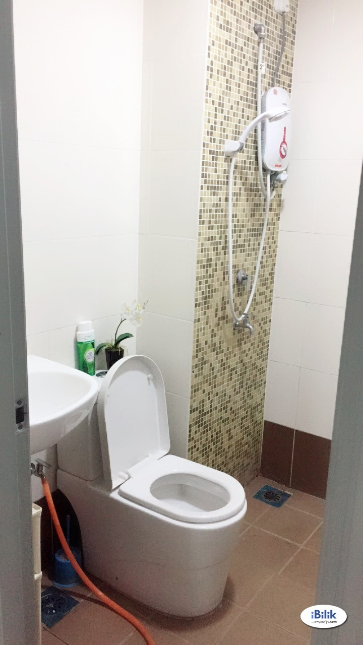Single Room at Bandar Sri Permaisuri, Cheras