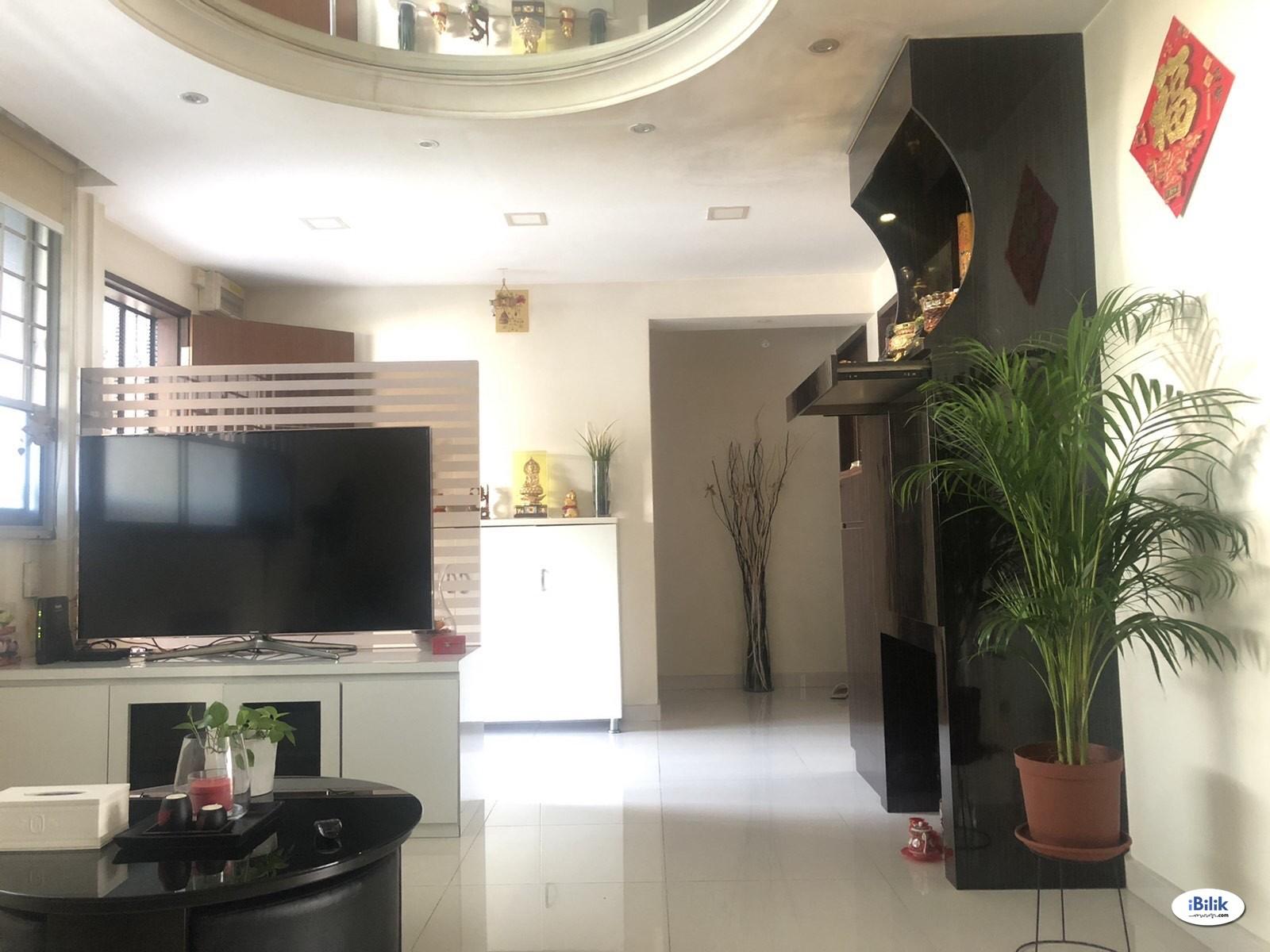 Middle Room at Yishun, Singapore