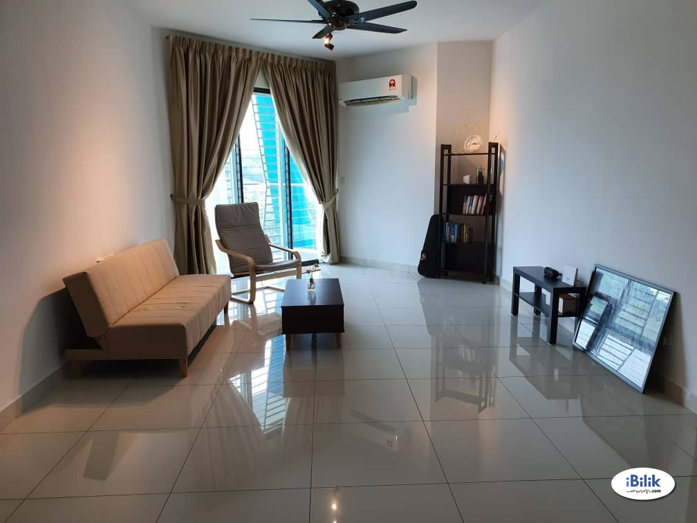 Affordable Middle Room @ Trinity Aquata (New Condo near TBS)