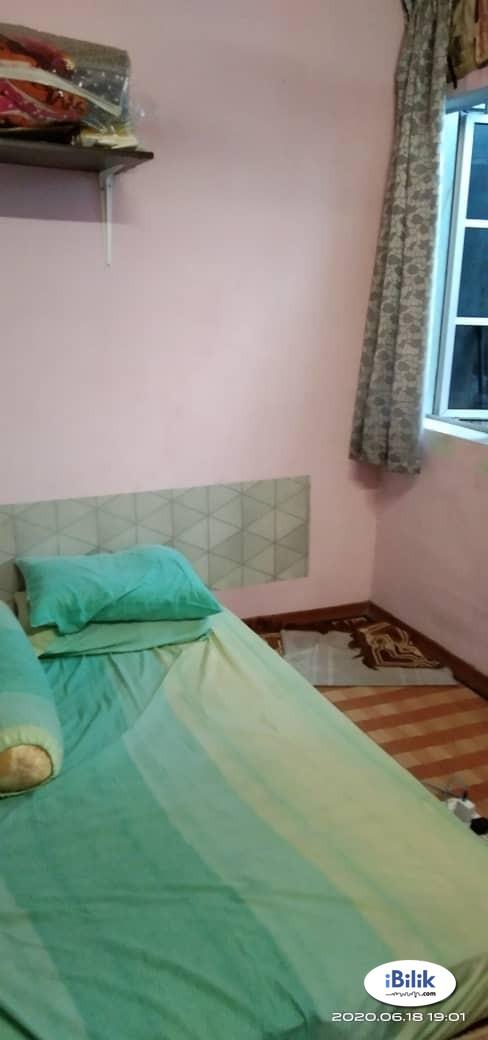 Single Room at Seremban, Negeri Sembilan