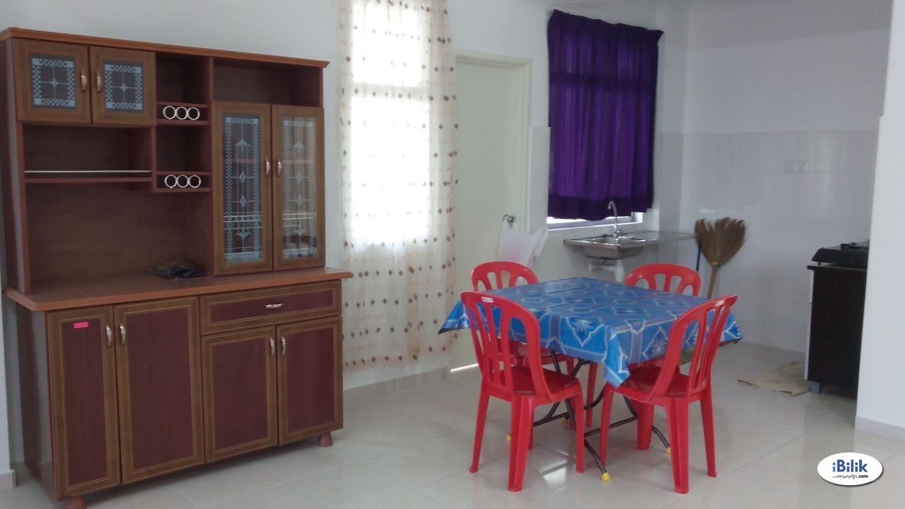 Single Room at Taman Bandar Senawang, Senawang