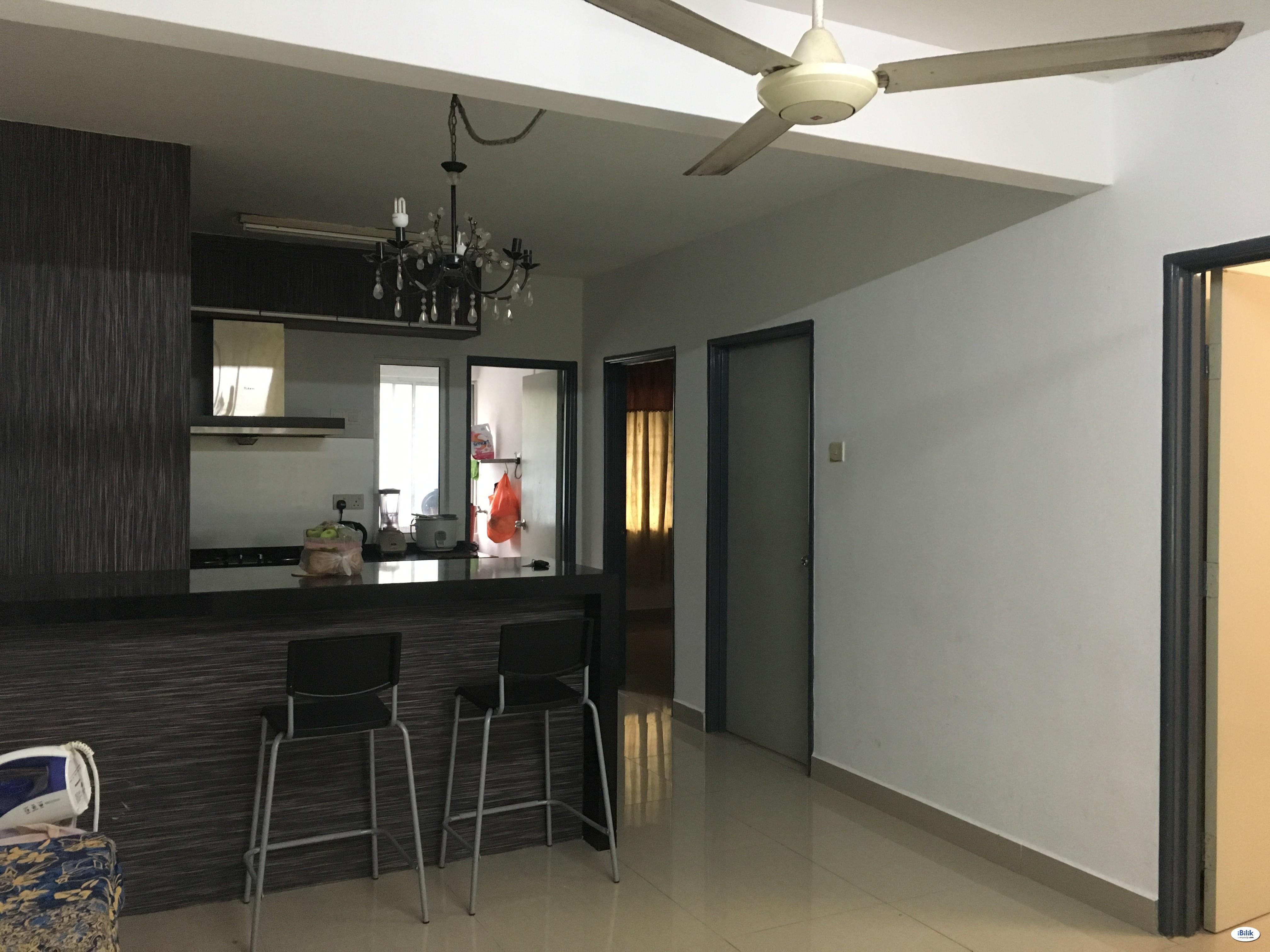Single Room at Kota Kemuning, Shah Alam