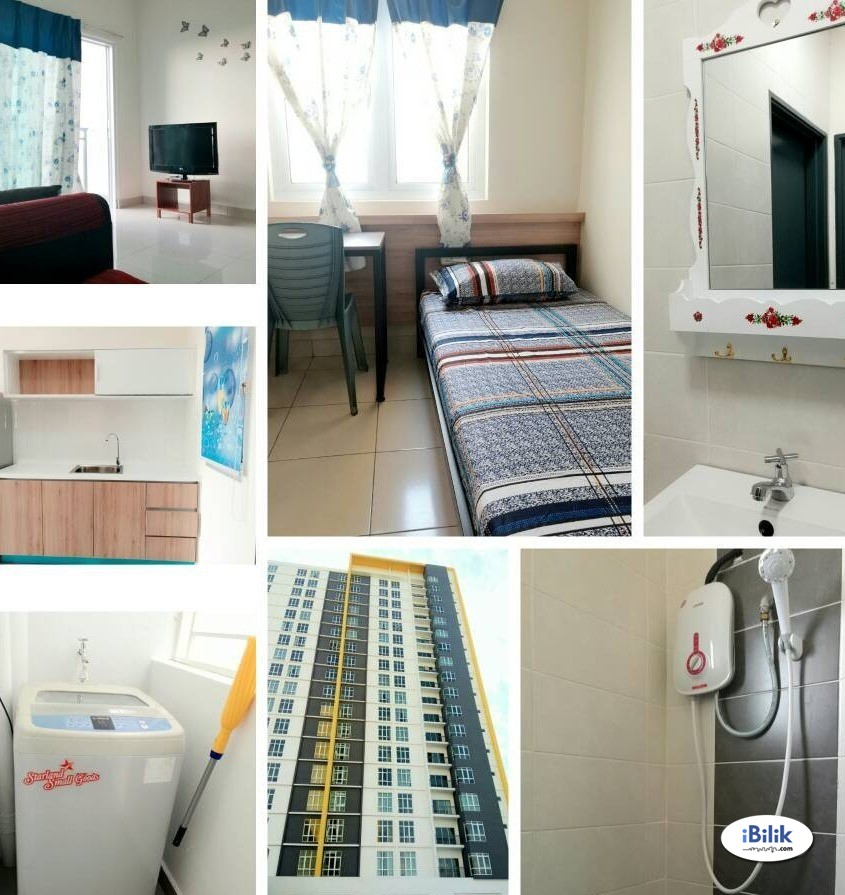 Single Room at Putra Nilai, Nilai