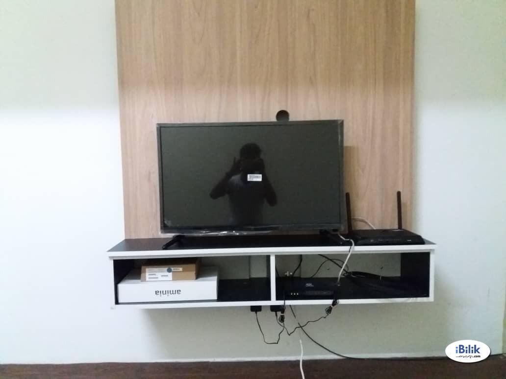 Single Room at Bandar Putra Permai, Seri Kembangan