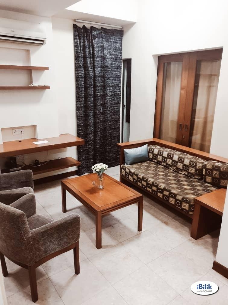 Find Room For Rent Homestay For Rent Middle Room At 10 Semantan Damansara Heights
