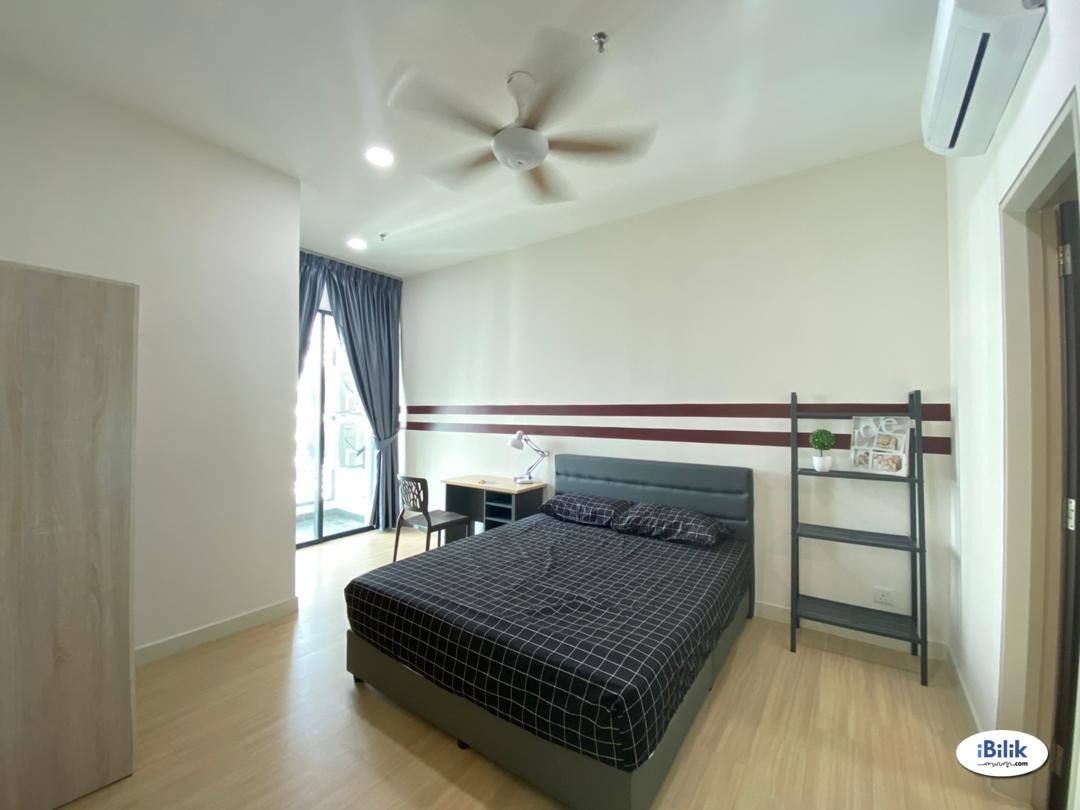 Master Room at Res 280, Selayang