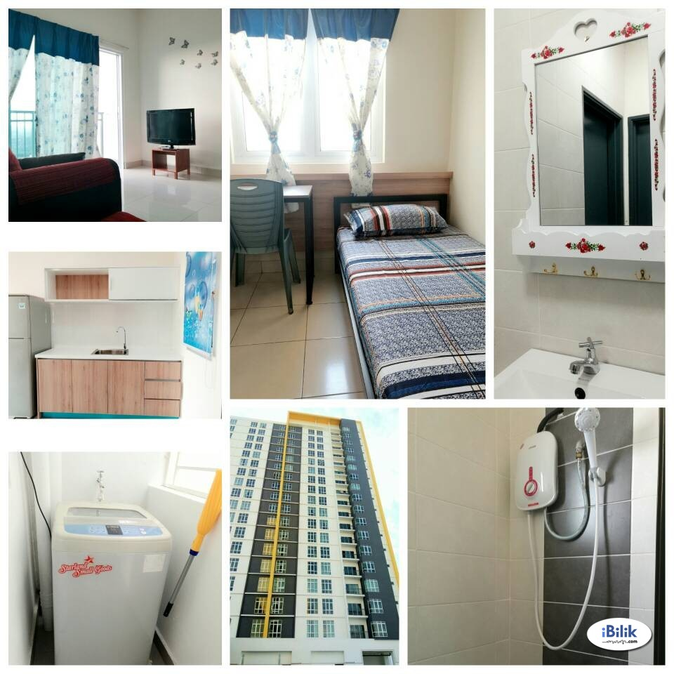 Single Room at Putra Nilai, Nilai