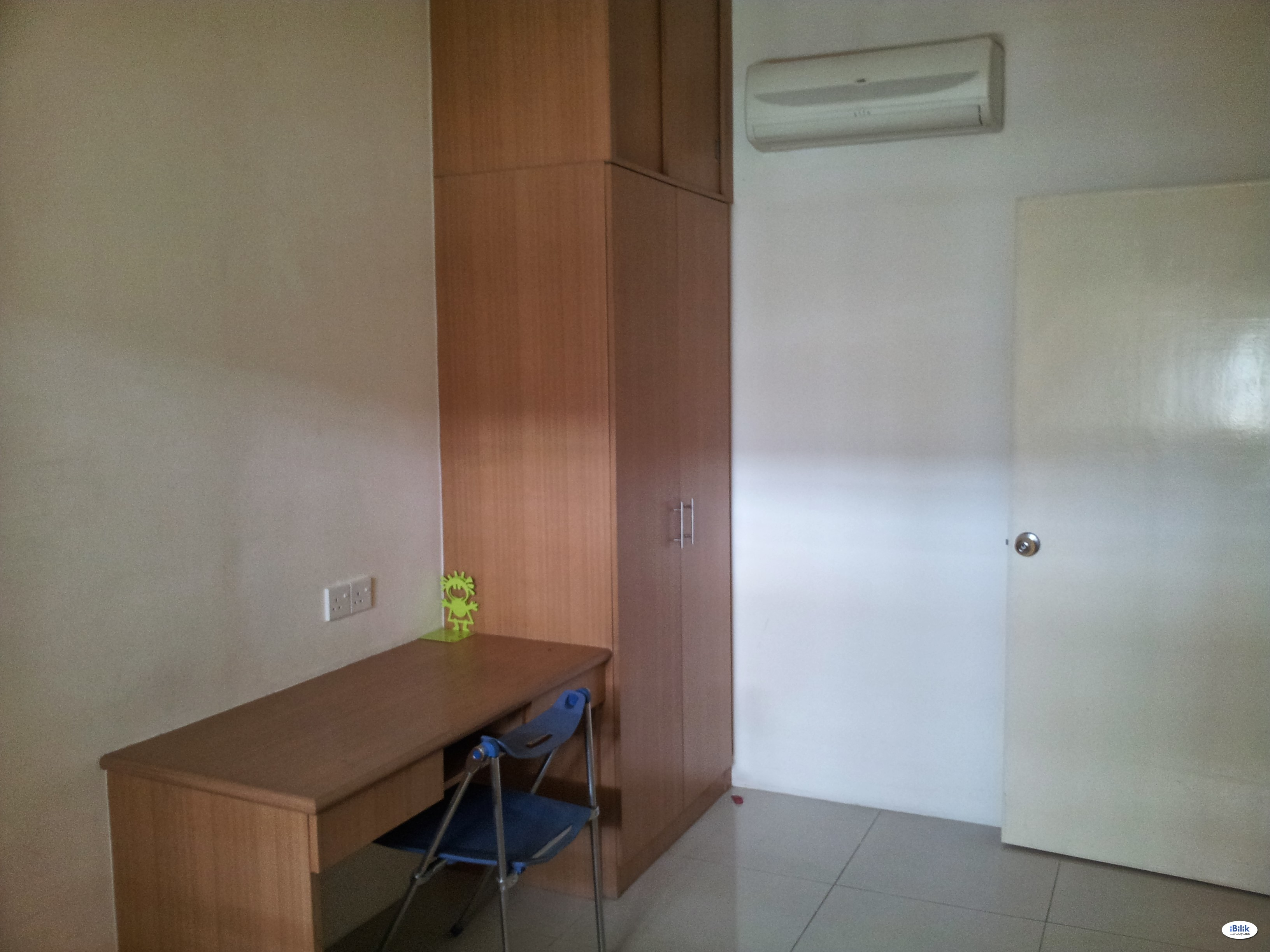 Single Room at East Lake Residence, Seri Kembangan