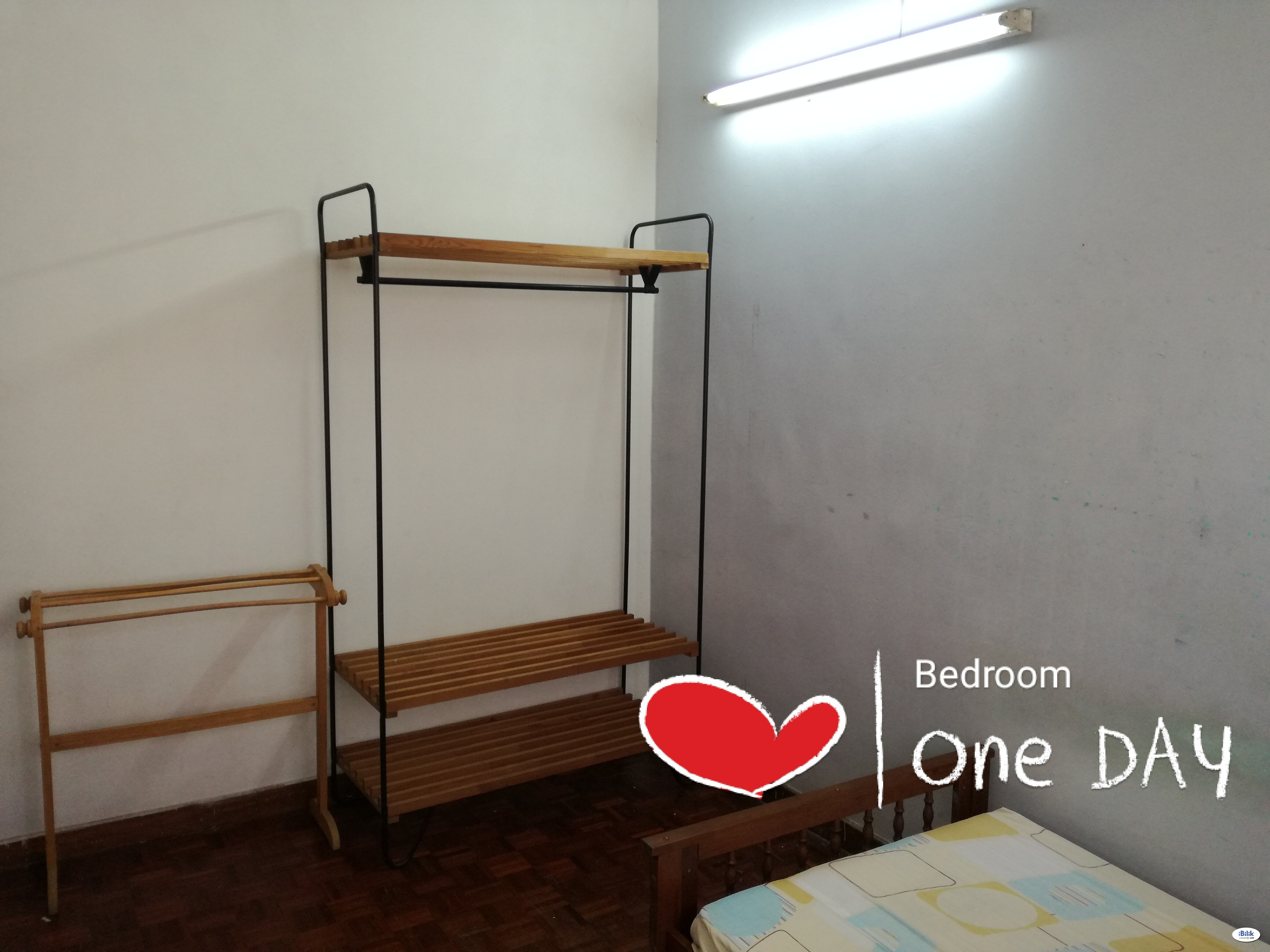 Private Air-Conditioned Room at SS2, Petaling Jaya - Available Now