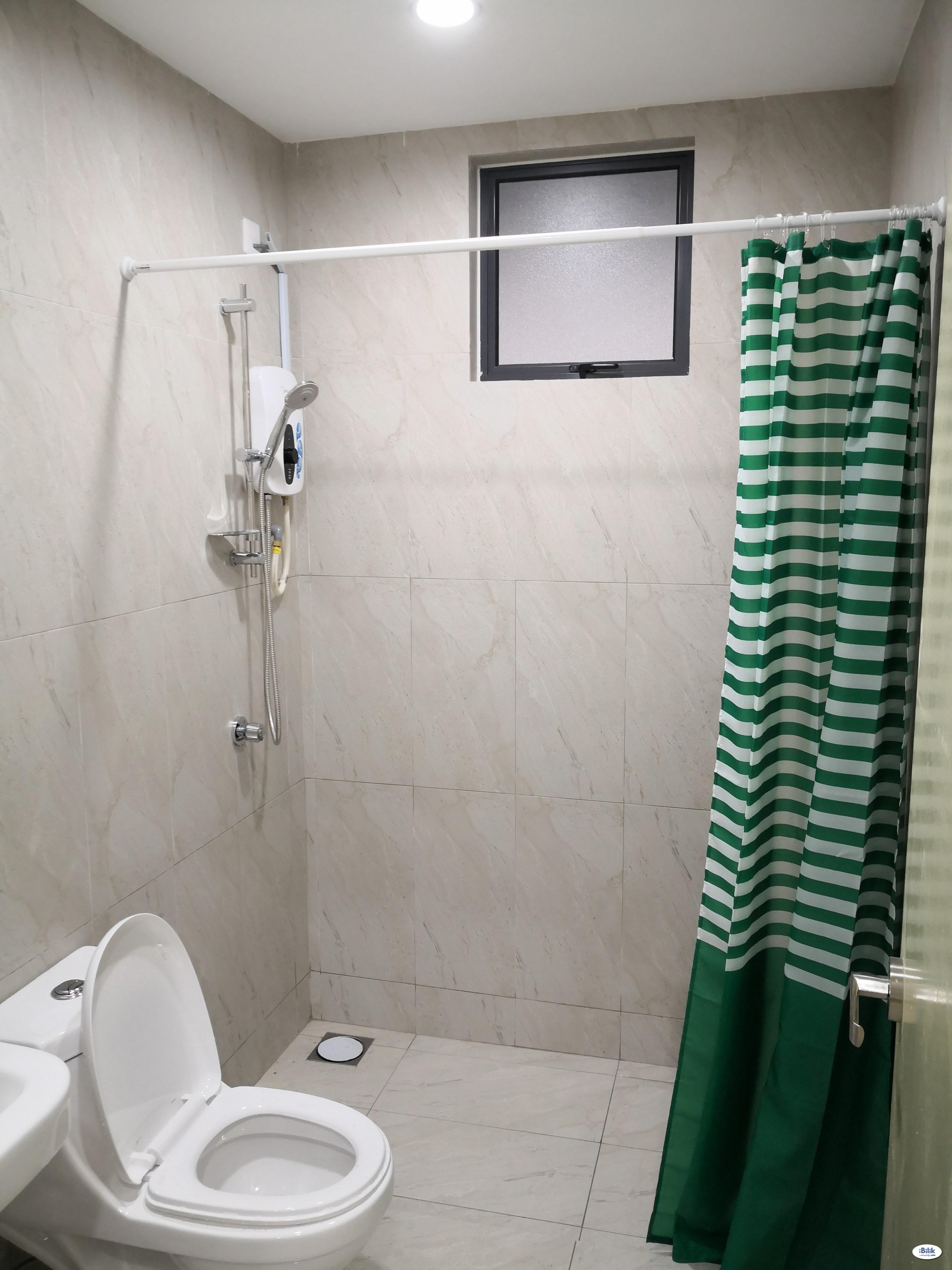 Single Room at The Hamilton, Wangsa Maju