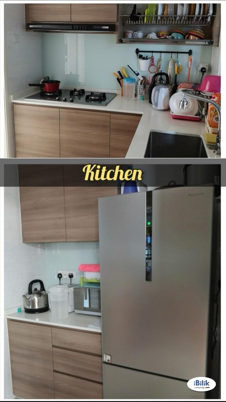 Yew Tee Condo Room  Rent (5mins walk to MRT, No agent fee)