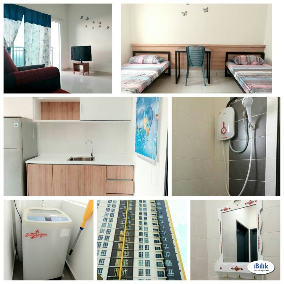 Free First Month Rental - Middle Room at MesaHill, Putra Nilai