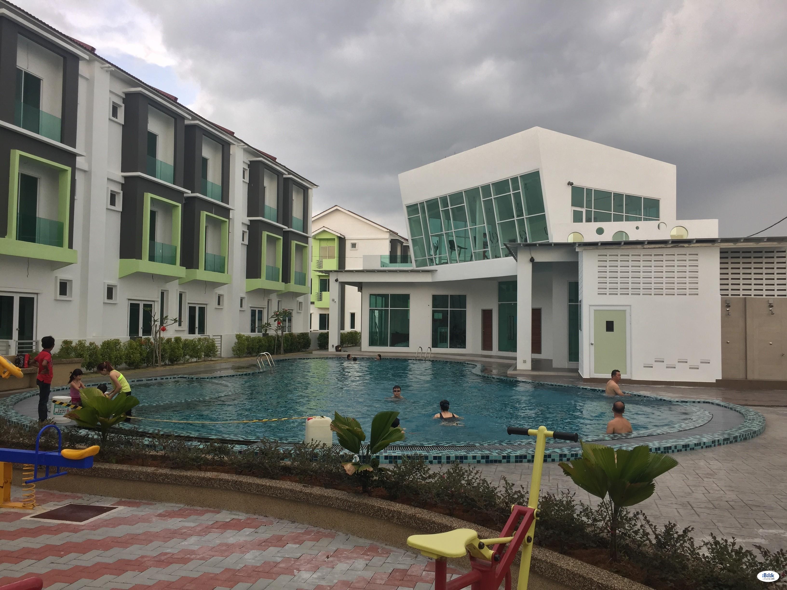 Middle Room at Seberang Perai, Penang