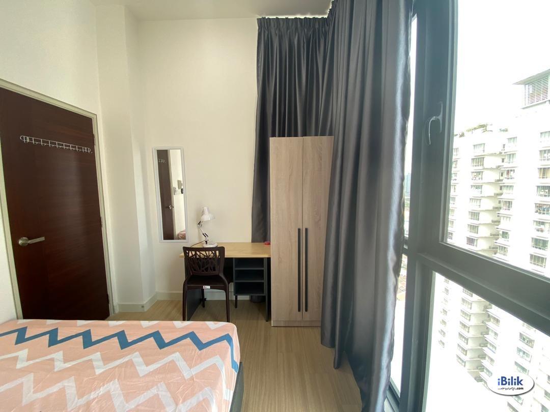 Middle Room at Res 280, walking 2 min to Selayang Hospital