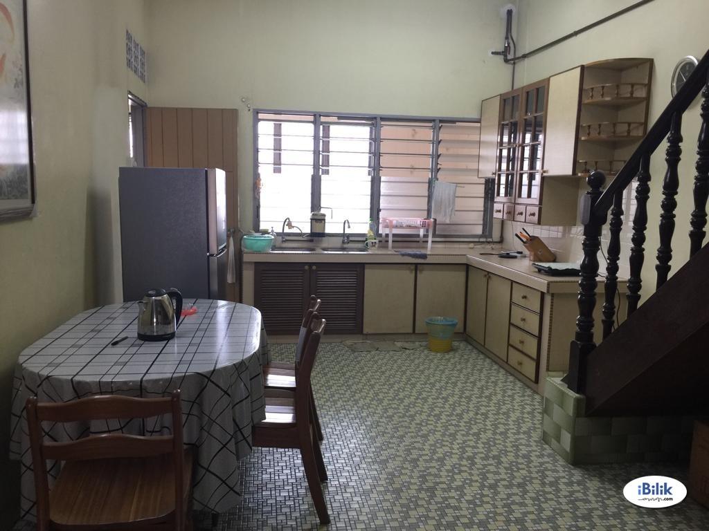 Single Room at Taman Bunga Blossom, Seremban