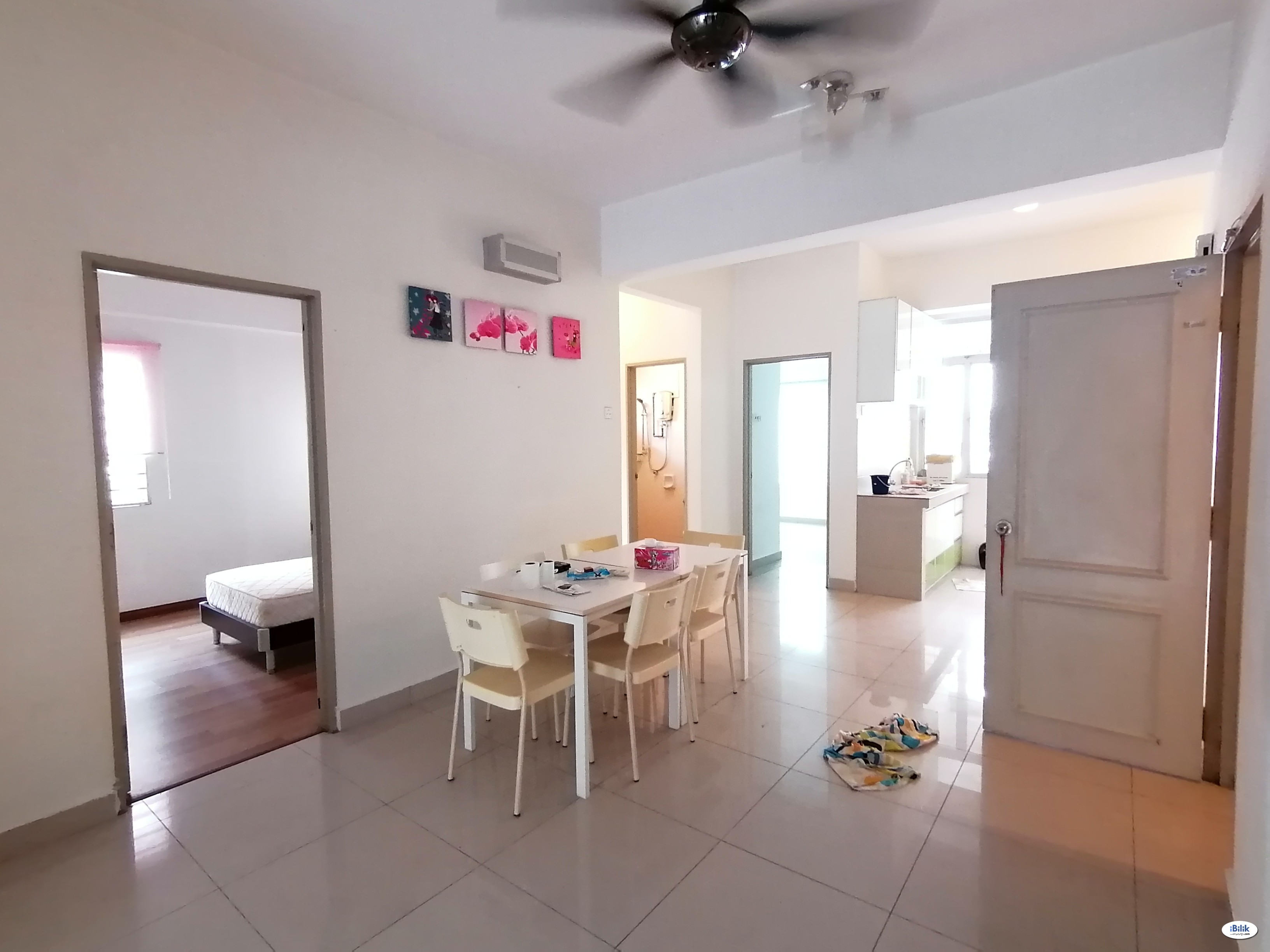 Middle Room at Taman Bukit Serdang, Seri Kembangan