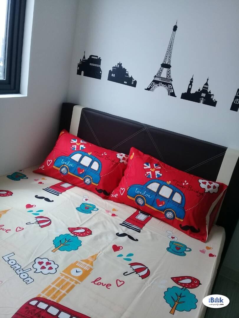 Single Room at Gardenz @ One South, Seri Kembangan / APU / TPM / One South