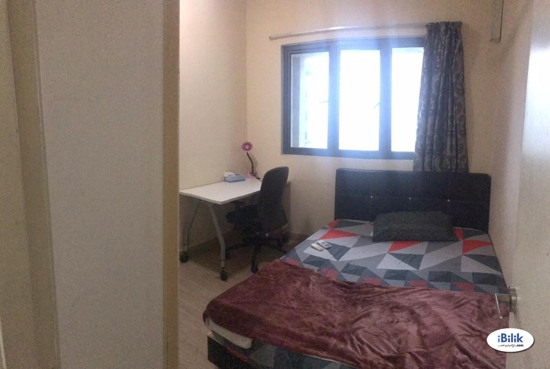 Middle Room at Covillea, Bukit Jalil
