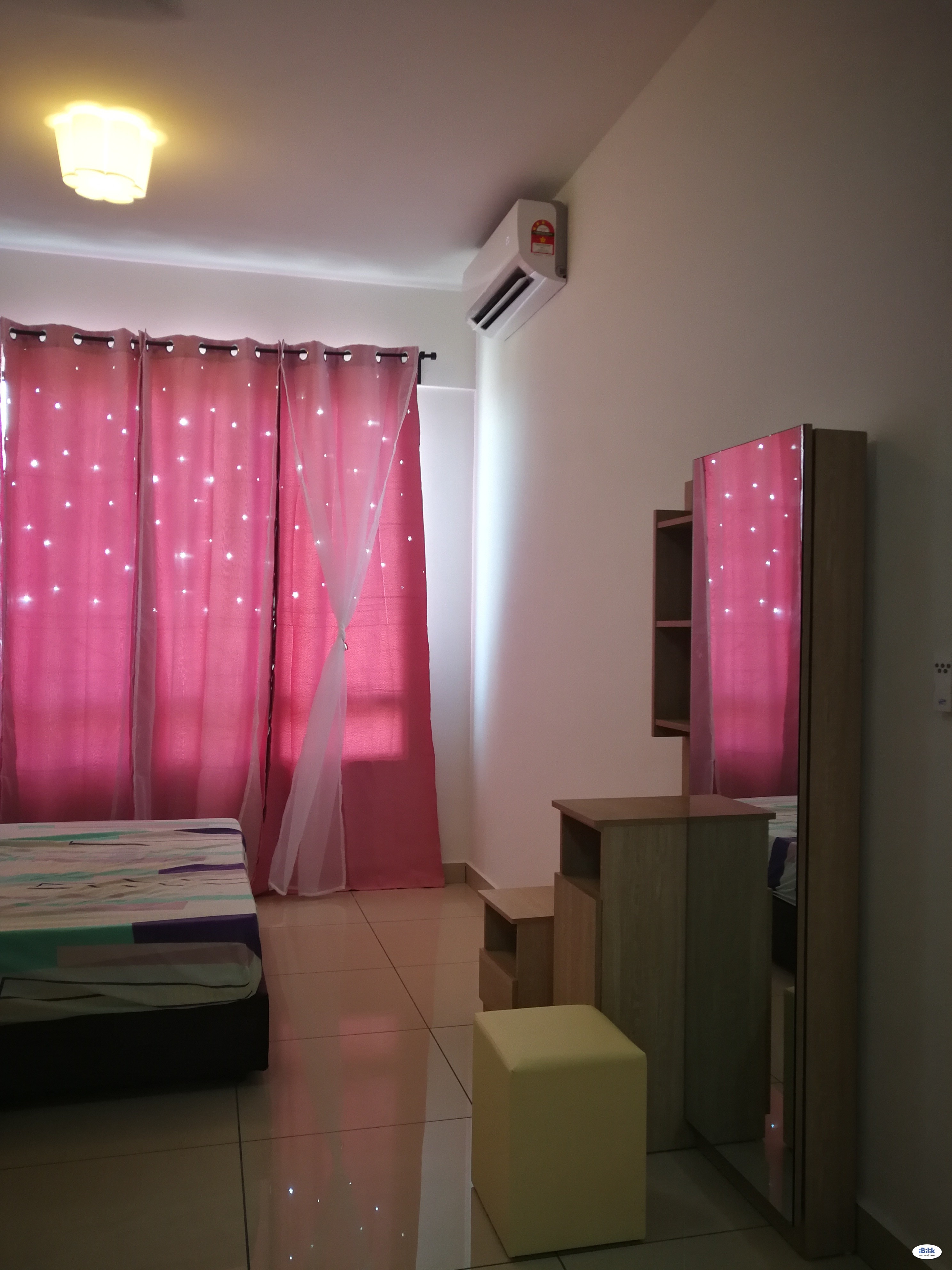 Master Room at Woodsbury Suites, Butterworth