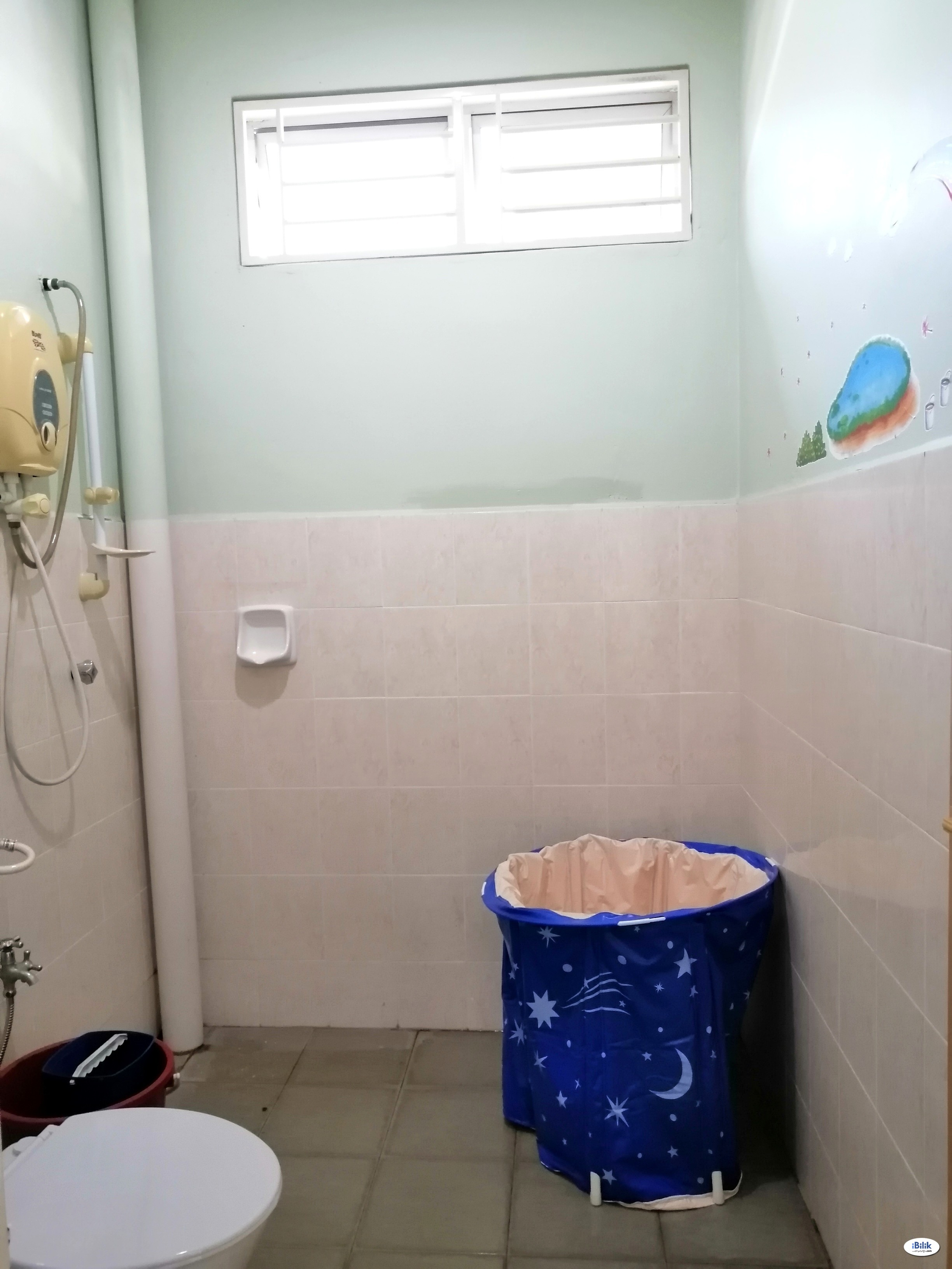 Nibong Tebal Rooms to Rent (Chinese Housemate)