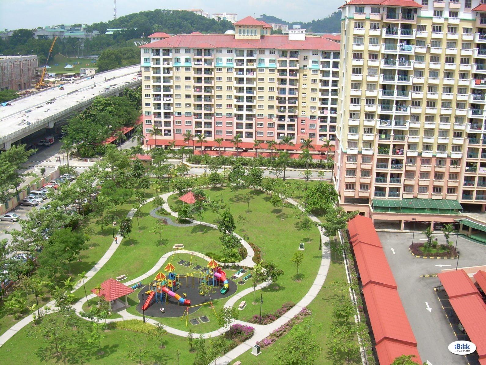 Single Room at Arena Green, Bukit Jalil