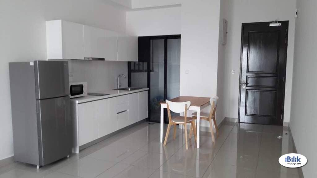 Middle Room at Glomac Centro, Bandar Utama