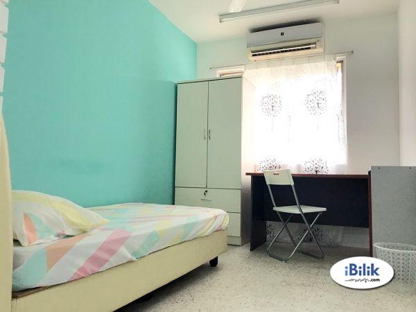 intimate SS15 Subang Single Room!