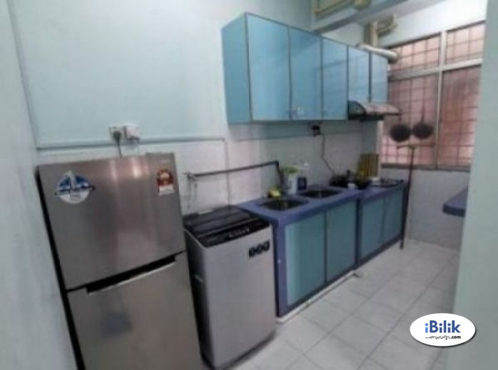 Cheng Ria Single room New furniture Near MalimMerdeka permai Cheng Ria apartment!