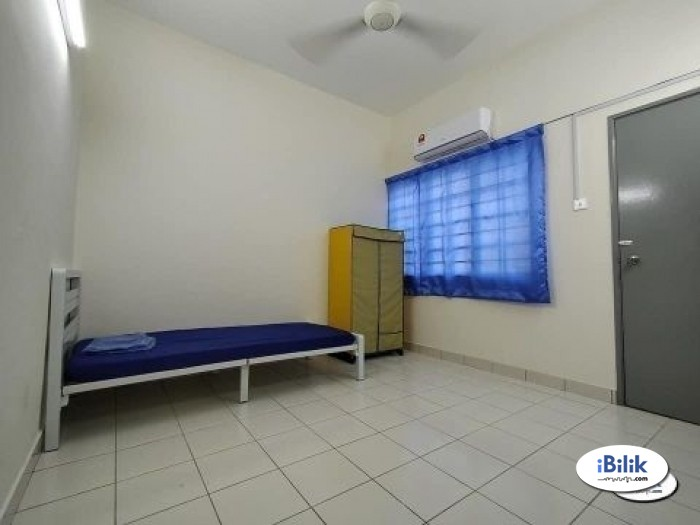 convenience 0% DEPOSIT ||  Middle Room at Bandar Puteri Puchong!