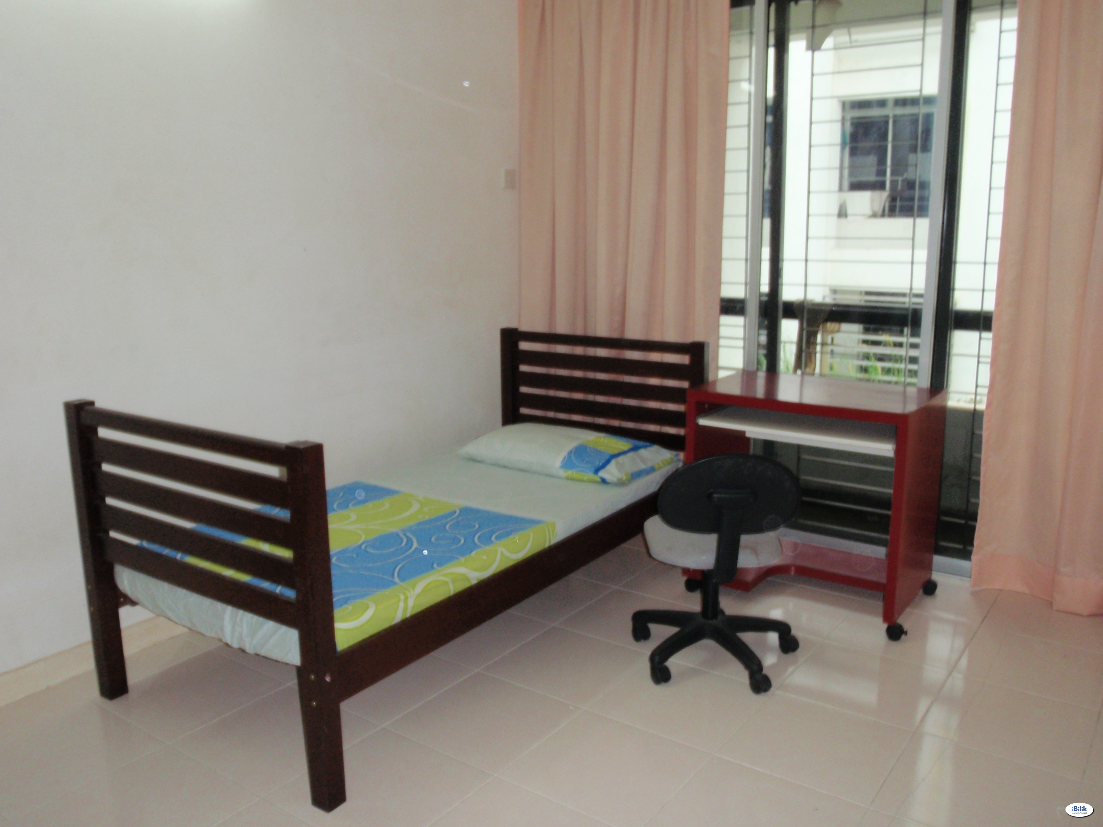 Master Room at Cyberia SmartHomes, Cyberjaya