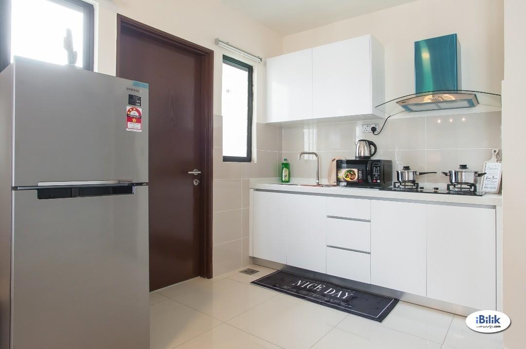 [🏠Worth Value] Cozy Medium room in J.Dupion, Taman Pertama, Cheras, KL