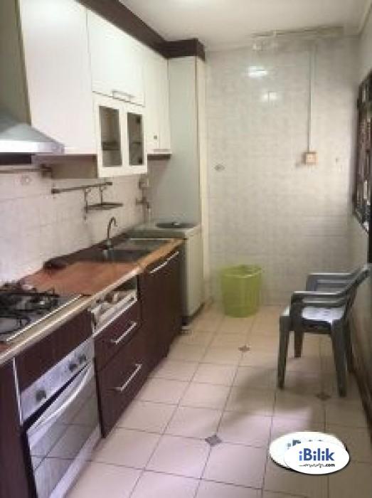 convenience 0% Deposit. Single Room at Taman Wawasan- Pusat Bandar Puchong