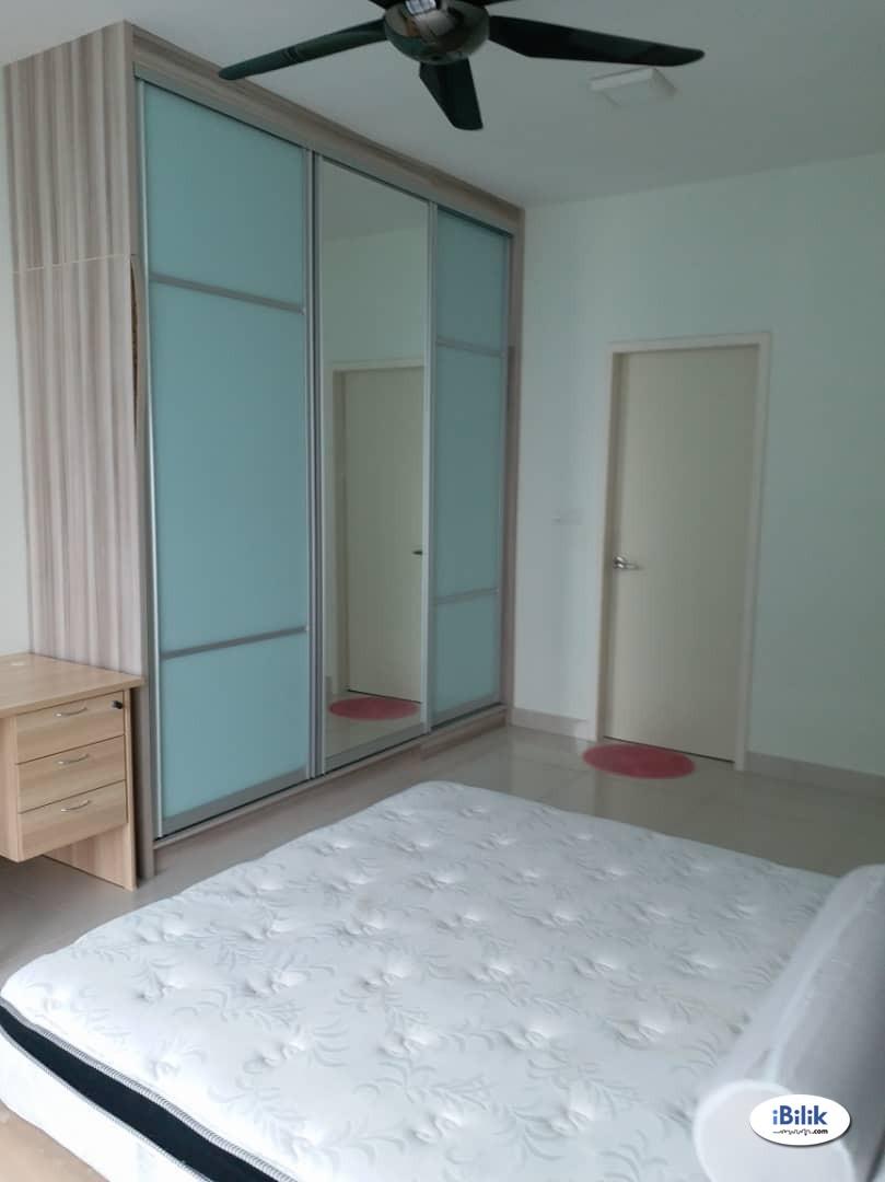 Master Room at The Z Residence, Bukit Jalil