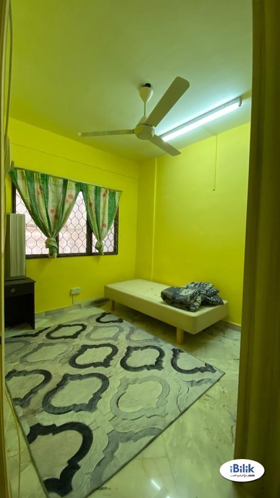 Spacious Pretty Middle Room, Sri Kinabalu Condo Setapak RM450