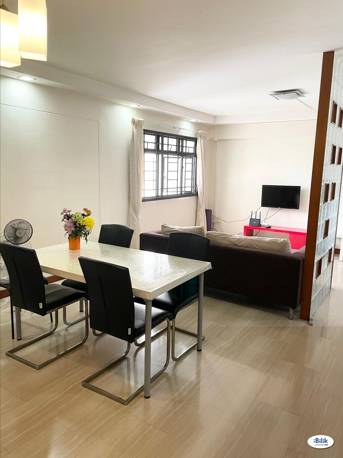 Middle Room at Tiong Bahru, Central Area